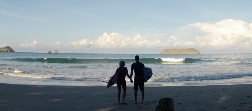 Acamporas Surfing Costa Rica