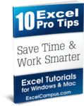 Excel Pro Tips eBook Cover 150x150