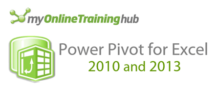 My Online Training Hub PowerPivot Course