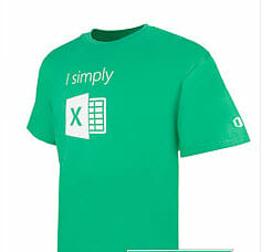 I Simply Excel T-Shirt