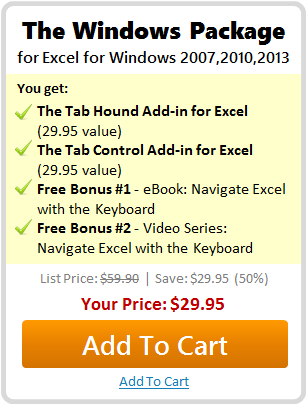 Tab Hound Add To Cart Windows