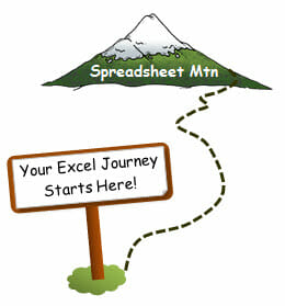 Your Excel Journey Starts Here
