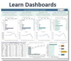 Learn Dashboards from MyOnlineTrainingHub