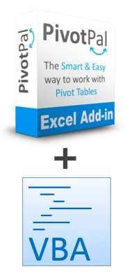 PivotPal Box + VBA Source Code