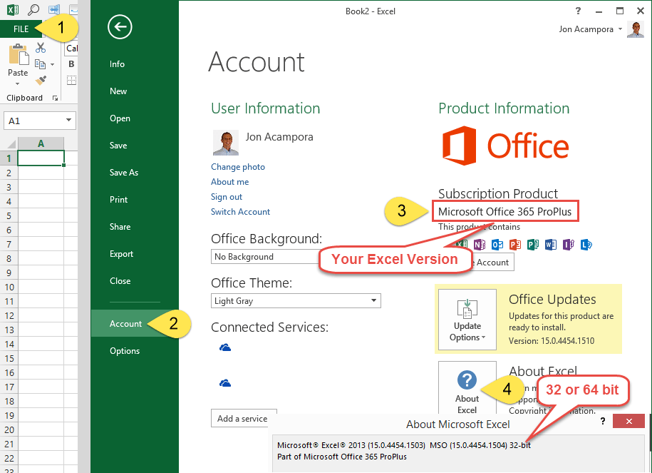 Enable power pivot in excel 2016 tutorial teachucomp, inc.
