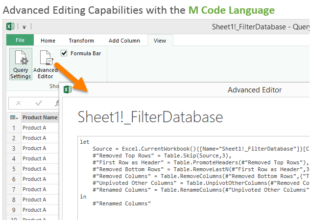 Power Query Overview: An Introduction to Excel's Most