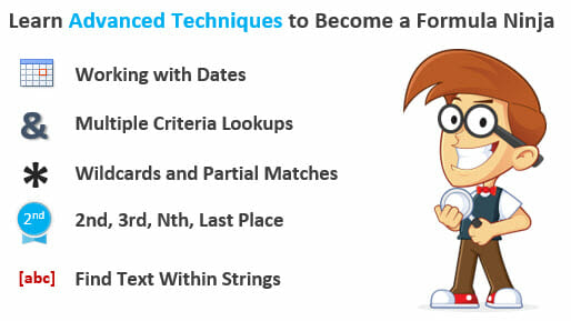 Advanced Lookup Formula Techniques