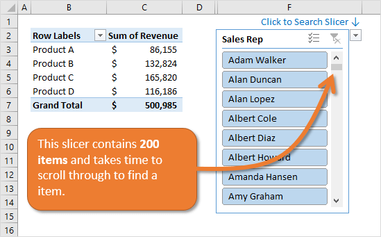 how to search the interenet tjrough excel