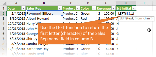 Source Data for Pivot Table Parent Grouping Slicer
