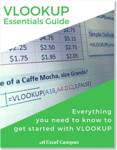 Vlookup Essentials Guide 317x407