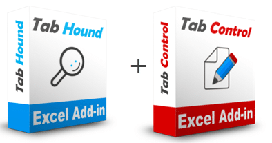 Tab Hound + Tab Control Box Windows Edition 394x207