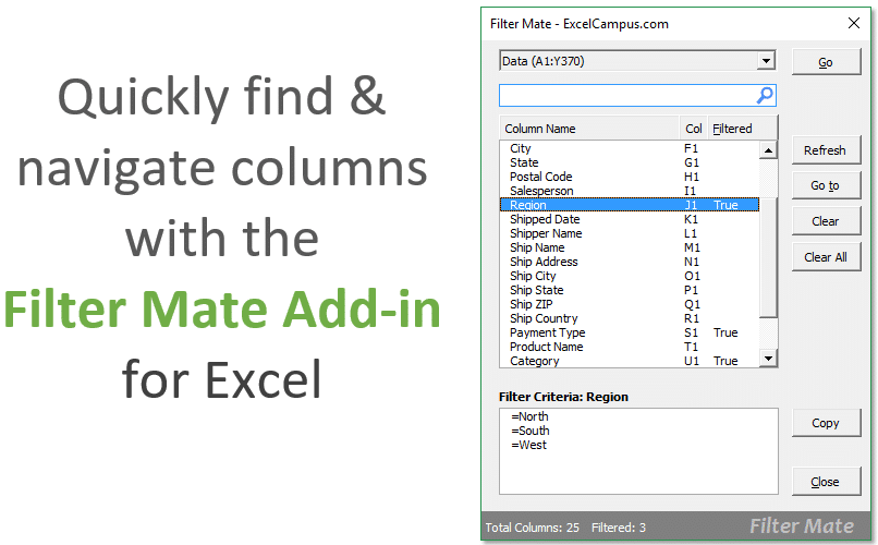 quickly-find-and-navigate-to-filtered-columns-with-filter-mate-add-in-for-excel-2