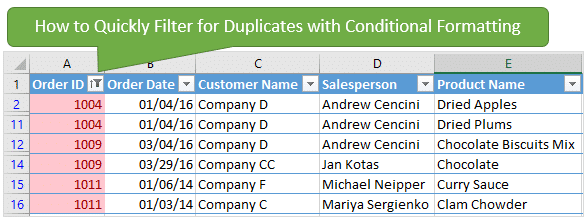 how-to-filter-for-duplicates-with-conditional-formatting-in-excel
