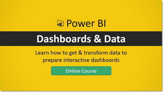 Power BI Dashboards & Data Course Logo 557x316