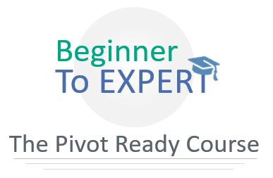 Beginner to Expert - Pivot Ready Course2