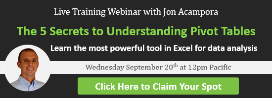 Pivot Tables Webinar Banner Sept 20 2017-550