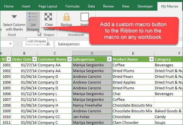 101 Y-to-use Excel Macros Ebook