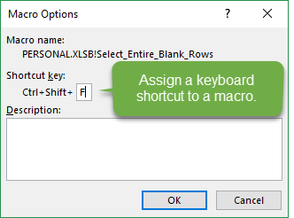 18 Excel VBA Macro Shortcuts for 2018 - Excel Campus
