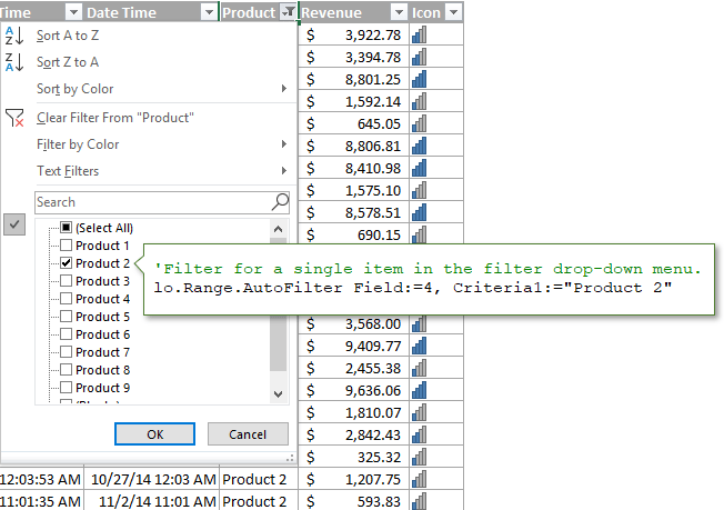 The Ultimate Guide to Excel Filters with VBA Macros
