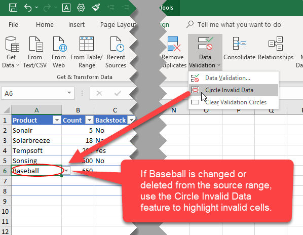 How to Add New Rows to Drop-down Lists Automatically
