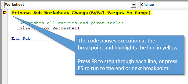 Refresh Pivot Tables Automatically When Source Data Changes - Excel ...