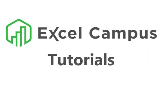 Excel Campus Color Logo Horizontal 640 Tutorials