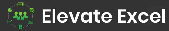 Elevate Excel Horizontal Logo