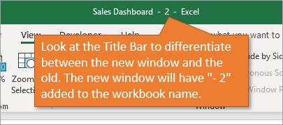 Title Bar New Window