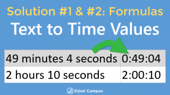 Text to Time Values - Solution 1 and 2 Formulas 640