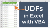 User Defined Functions UDFs in Excel with VBA 640