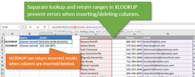The New XLOOKUP Function for Excel + Video Tutorial - Excel