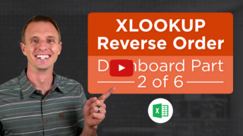 How to Use XLOOUKUP for Reverse Order Search