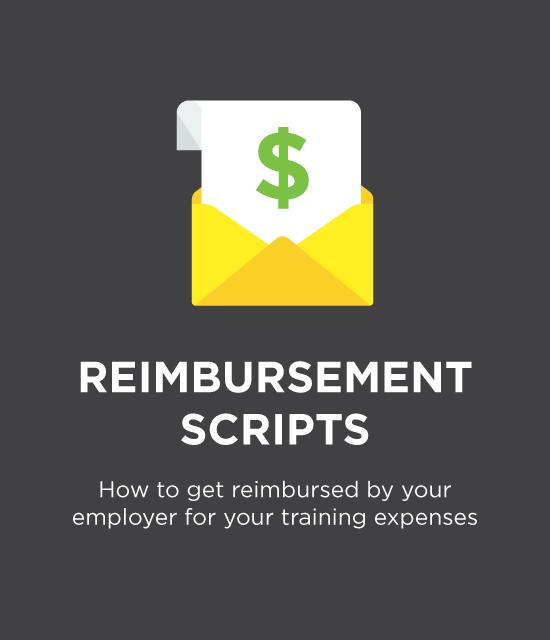 Excel Campus Reimbursement Scripts Bonus