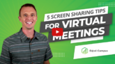 Tips for Screen Sharing
