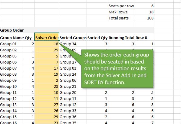 Solver Order